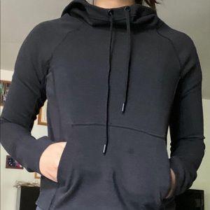 Athleta hoodie cowl neck